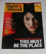 SIGHT & SOUND APRIL 2012 - THIS MUST BE THE PLACE - SEAN PENN