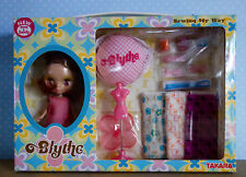 * WOW! PINK SEWING MY WAY PETITE BLYTHE * NRFB * FREE SHIP * US SELLER *