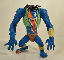 """1998 Blue Witchdoctor Insaniac 6.75"""" Hasbro Movie Action Figure Small Soldiers"""