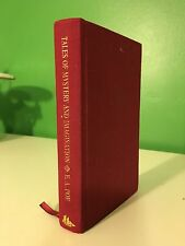 Tales Of Mystery & Imagination Edgar Allan Poe Collectors Edition Gilt