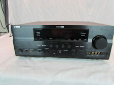 Yamaha RX-V633 HDMI Home Theater Receiver ~ AS IS for PARTS or REPAIR