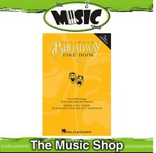 New The Real Little Ultimate Broadway Fake Book Music Songbook - 5th Edition