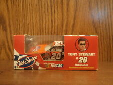 NASCAR Old Spice #20 Tony Stewart 1:64 Scate Diecast Commemorative Edition 2002
