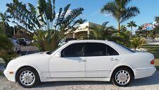 Mercedes-Benz: E-Class Base Sedan 4-Door