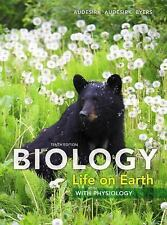 Biology: Life On Earth With Physiology 10th Int'l Edition