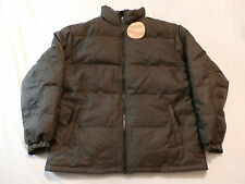 Old Navy Men's Down Feather Blend Frost Free Jacket Grey JM1 Size XL NWT $150