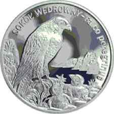 Poland / Polen - 20zl Peregrine falcon