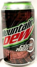 FULL Canadian Dewmocracy Winner Pepsi Mountain Dew Code Red Cherry Canada 2016
