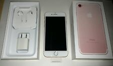 NEW!! Apple iPhone 7 32GB ROSE GOLD GSM (FACTORY UNLOCKED) CLEAN IMEI***