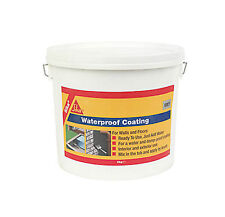 Sika Damp proof and Water Proof Coatong Grey 5Kg For Wall and Floor