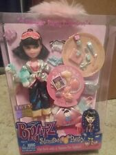 Bratz Slumber Party Collection Jade Doll w/Hair Care Accessories MGA 2002