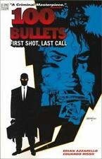 100 Bullets First Shot, Last Call Volume 1 TPB/Trade Paperback DC/Vertigo