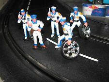 Slot Car Pit Crew Figures - Team 66 Chaparral - 1/32 to 1/24 (HANDCRAFTED)