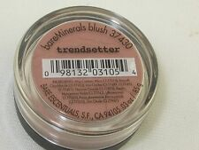 Bare Escentuals Minerals Blush Trendsetter Warm Rose NEW