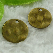 Free Ship 320 pieces bronze plated nice charms 15x15mm #1861