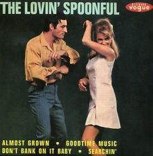★☆★ CD Single The LOVIN' SPOONFUL Almost grown - EP - 4-track CARD SLEEVE  ★☆★