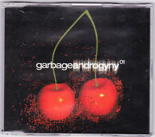 Garbage - Androgyny - Deleted UK 3 track CD1