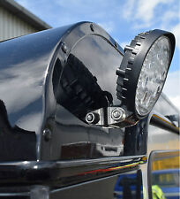 Land Rover Defender 11cm LED Work Lamp / Light 27w SLIMLINE FLOOD Worklight