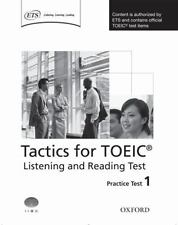 Tactics for TOEIC Listening and Reading Practice Test 1