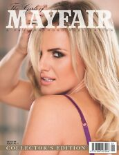 The Girls Of Mayfair Magazine Issue 1 - Collector's Edition