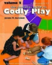 Godly Play Vol. 2 : 14 Presentations for Fall by Jerome W. Berryman (2002,...