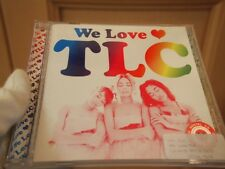 Used_CD We Love TLC FREE SHIPPING FROM JAPAN BH35