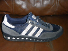 Adidas PT Trainers - Blue & Grey - Size 7 UK Adult - 2013 - PT's - Genuine -LOOK
