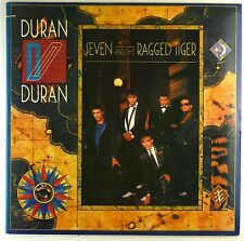 """12"""" LP - Duran Duran - Seven And The Ragged Tiger - M658 - washed & cleaned"""