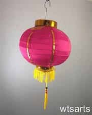 """Pair 6"""" Colour Chinese Lanterns, New Year decorations. Wedding Party."""
