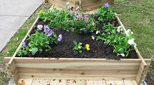 Garden Bed Planter Flat Pack - Easy to assemble