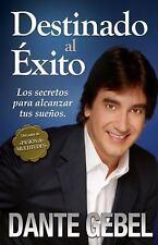 Destinado Al éxito by Dante Gebel (2009, Paperback)