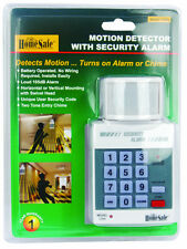 HomeSafe Wireless Infared Motion Detector Security Alarm System Home Office