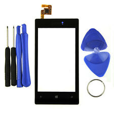 Replacement Outer Glass Panel Touch Screen Digitizer for Nokia Lumia 520 Hoc