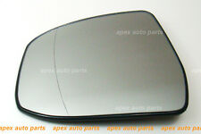FOR FORD FOCUS 2008~2011, BLIND SPOT MIRROR GLASS+BASE, HEATED, DRIVE SIDE-LEFT