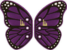 SHWINGS Butterfly PURPLE BLACK wings shoes official designer Shwings NEW 50109