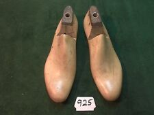 Vintage Pair 1940's US NAVY Shoe Lasts  Size 8-1/2 E  UNITED Factory Mold #925