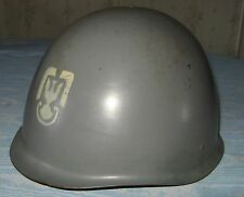 Military-POLISH Army Helmet complete with Lining