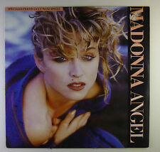 "12"" Maxi - Madonna - Angel - L5558c - washed & cleaned"