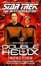 Infection Star Trek The Next Generation: Double Helix, Book 1