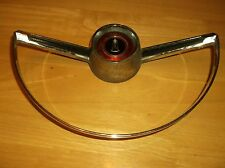 1967 PLYMOUTH BELVEDERE SATELLITE HORN RING WITH CENTER - USED EOM