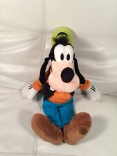Soft Goofy Plush Doll 17 inches Disney Store Exclusive