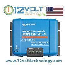 Victron Blue Solar MPPT 150/45-Tr 45 Amp Solar Charge Controller Regulator