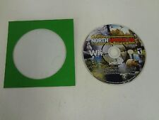 CABELA'S NORTH AMERICAN ADVENTURES  NINTENDO WII  **FREE SHIPPING* LOOSE