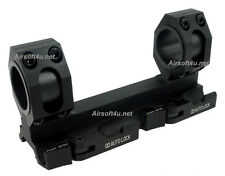 SNIPER Chooes New (Black) L Style Tactical QD Mount Fits 25mm/30mm bodies Scope