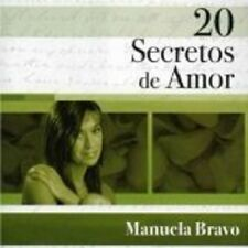 20 Secretos de Amor by Manuela Bravo (CD, Mar-2007)