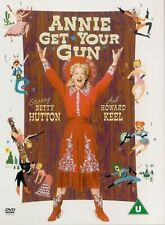 Annie Get Your Gun (DVD, 2002)  Betty Hutton, Howard Keel, Louis Calhern