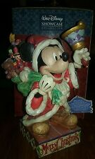 """Disney Showcase Collection - Mickey Mouse """"Old St. Mick"""" 2006 Jim Shore"""