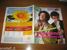 TV SORRISI E CANZONI=2007/10=FICARRA E PICONE=NANCY BRILLI=FEDERICO MOCCIA=