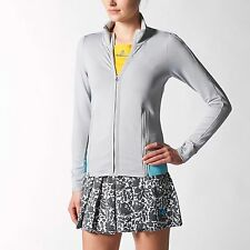 new STELLA McCARTNEY adidas TENNIS WARM UP JACKET sz M barricade gym running top