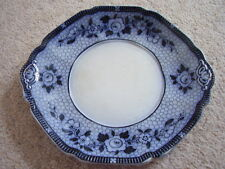 Premier England porcelain blue and white big saucer